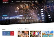 budapest activities magazin